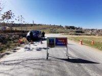 Dinar'da 300 nüfuslu köy korona karantinasına alındı