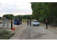 Burdur'da bir köy daha karantina altında