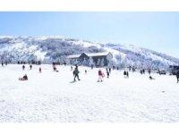 Ladik Akdağ Kayak Merkezi'nde cumartesi günlerine 'rezervasyon hariç' kısıtlama