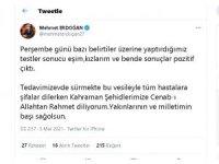 Milletvekili Erdoğan koronaya yakalandı