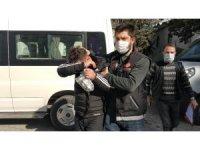 Samsun'da 2 kişi uyuşturucu ticaretinden gözaltına alındı