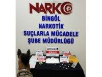 Bingöl'de uyuşturucu operasyonu: 4 gözaltı