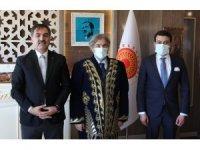"""Bakan Yardımcısı Demircan: """"Ahlat'ı anlamadan Anadolu'yu anlamak mümkün değil"""""""