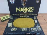 Malatya'da torbacı operasyonu: 2 tutuklama