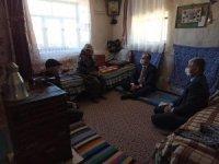 Yaşlılara evlerinde ziyaret
