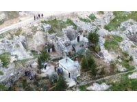 Şanlıurfa'da aranan zanlılar drone destekli operasyonla yakalandı