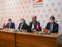 """BŞEÜ'de """"Eğitim Kalitesi Toplantıları"""" devam ediyor"""