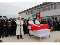 Şehit Uzman Çavuş Hakan Gül Amasya'da son yolculuğuna uğurlandı