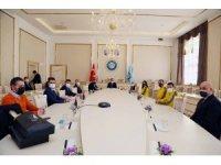 EGO Spor Kulübü ve Gazi Üniversitesi'nden iş birliği protokolü