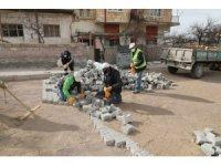 Belediye ekipleri hafta sonu saha çalışmalarını sürdürdü