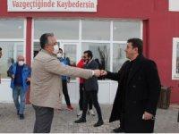 Nevşehir Belediye Başkanı Savran Nevşehir Belediyespor'u ziyaret etti