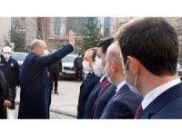 İçişleri Bakanı Soylu Ardahan'da