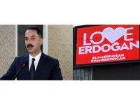 Şireci'den FETÖ'cülerin ABD'de Cumhurbaşkanı Erdoğan'a yönelik yaptıkları çirkin saldırılara tepki