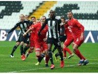 Süper Lig: Beşiktaş: 2 - Gaziantep FK: 1 (Maç sonucu)