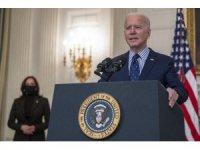 """Biden: """"Amerikalılar bin 400 dolarlık yardımı bu aydan itibaren almaya başlayacak"""""""