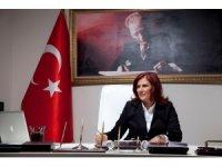 """Başkan Çerçioğlu; """"8 Mart Dünya Emekçi Kadınlar Günü kutlu olsun"""""""