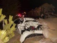 Eskişehir'de zincirleme trafik kazası: 1 ölü, 2 yaralı