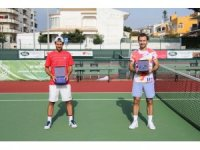Tuna Altuna Portekiz'de çiftler şampiyonu