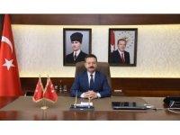 Aydın Valisi Hüseyin Aksoy'un '8 Mart Dünya Kadınlar Günü' mesajı