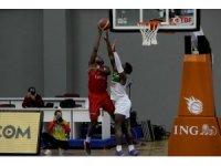 ING Basketbol Süper Ligi: Lokman Hekim Fethiye Belediyespor:60 - Empera Halı Gaziantep Basketbol 90