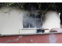 Çarşamba'da dairede çıkan yangında 2 kişi hastaneye kaldırıldı