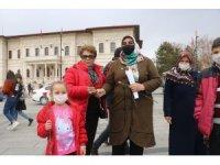BBP'li kadınlar kadınların gününü kutladı