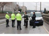 Zincirleme trafik cezası sürücüleri şaşkına çevirdi