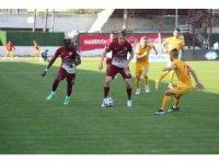 Süper Lig: A. Hatayspor: 0 - Hes Kablo Kayserispor: 2 (İlk yarı)