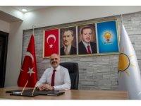 """AK Parti Efeler İlçe Başkanı Elbir, """"Kadınlarımız, geleceğin teminatı toplumun temel taşıdır"""""""