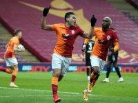 Süper Lig: Galatasaray: 1 - Sivasspor: 1 (Maç devam ediyor)