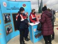Ankara İl Jandarma Komutanlığından anlamlı etkinlik
