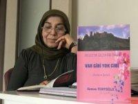 Eğitim aşkı yarım kaldı, yılmadı 65 yaşında kitap yazdı