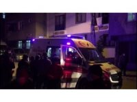 Sancaktepe'de apartmanda çıkan yangında 3 kişi dumandan etkilendi