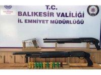 Balıkesir'de polis 8 aranan şahsı yakaladı