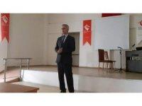 Akpınar, Erzurum Öz Sağlık İş Sendikası Şube Başkanlığına adaylığını açıkladı