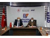 AFAD ile Eczacılar Birliği arasında iş birliği protokolü