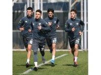 Bursaspor, Ankaraspor maçı hazırlıklarına başladı
