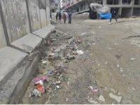 Sason'da onarılmayan cadde ve sokaklar köstebek yuvasına döndü