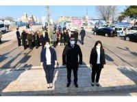 Mustafakemalpaşa'da 8 Mart Dünya Kadınlar Günü kutlandı