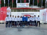 Bursa Büyükşehir Belediyespor Kano Takımı'ndan büyük başarı