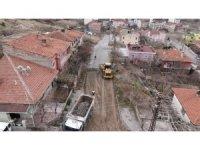 Nevşehir'in altyapısı ilmek ilmek işleniyor
