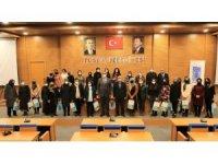Tuşba Belediyesinden kadın personellere '8 Mart' jesti