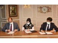 DÜ ile Bismil Belediyesi arasında kadın istihdamını geliştirme amaçlı protokol imzalandı