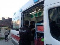 Zonguldak'ta yol verme kavgası: 1 yaralı