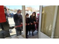 Dünya Kadınlar Günü'nde ''Kadın Kooperatifi'' açıldı