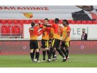 Süper Lig: Göztepe: 1 - BB Erzurumspor: 0 (İlk Yarı)
