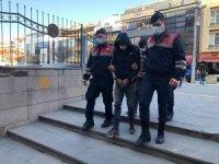 İşyerinden ve bağ evinden hırsızlık yapan 2 kişi tutuklandı