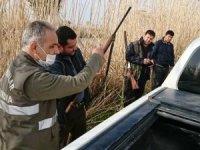 Aydın'da av kontrol ve koruma faaliyetleri devam ediyor