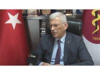 TVHB Başkanı Ali Eroğlu, Birliğin 67. yıldönümünde açıklamalarda bulundu