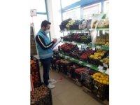 Marketlerde günlük fiyat takibi
